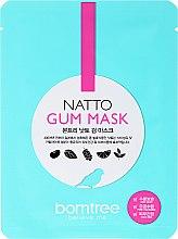 Parfüm, Parfüméria, kozmetikum Arcmaszk nattó babbal - Borntree Natto Gum Mask