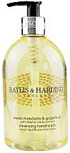 Parfüm, Parfüméria, kozmetikum Folyékony kézmosó szappan - Baylis & Harding Sweet Mandarin & Grapefruit Hand Wash