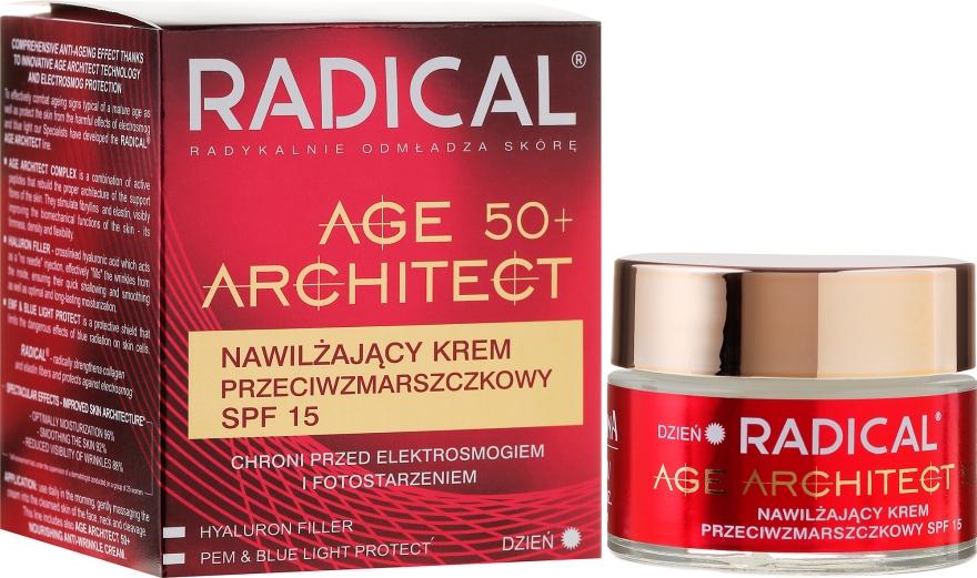 Nappali arckrém SPF 15 - Farmona Radical Age Architect 50+
