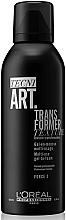 Parfüm, Parfüméria, kozmetikum Hajformázó és fixáló gél - L'Oreal Professionnel Tecni Art Trans Former Texture Multi-Use Gel-To-Foam