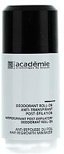 Parfüm, Parfüméria, kozmetikum Epilálás utáni izzadásgátló dezodor - Academie Acad'Epil Deodorant Roll-on Specifique Post
