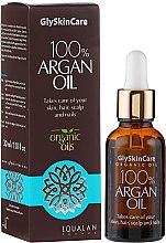 Parfüm, Parfüméria, kozmetikum Argánolaj arcra - GlySkinCare 100% Argan Oil