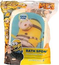 """Parfüm, Parfüméria, kozmetikum Gyerek fürdőszívacs """"Minions"""", kék, Karl - Suavipiel Minnioins Bath Sponge"""