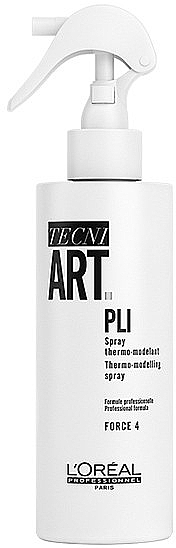 Hajformázó hővédő spray - L'Oreal Professionnel Tecni.Art PLI Thermo-Modelling Spray