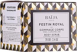 Parfüm, Parfüméria, kozmetikum Bőrhámlasztó - Baija Festin Royal Body Scrub