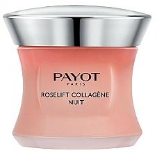 Parfüm, Parfüméria, kozmetikum Éjszakai arckrém peptidekkel - Payot Roselift Collagene Nuit Cream
