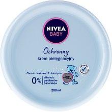 Parfüm, Parfüméria, kozmetikum Gyengéd arc és testkrém - Nivea Baby Gentle Care Cream