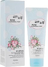 Parfüm, Parfüméria, kozmetikum Mosakodó hab - Esfolio Pure Skin Rose Cleansing Foam