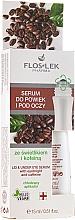 Parfüm, Parfüméria, kozmetikum Szemkörnyék és szem szérum koffeinnal és szemfűvel - Floslek Eye Care Serum
