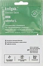 Parfüm, Parfüméria, kozmetikum Peeling arckendő - Tolpa Strefa T Peeling Wipe