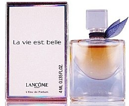 Parfüm, Parfüméria, kozmetikum Lancome La Vie Est Belle - Eau De Parfum (mini)