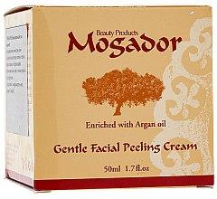 Parfüm, Parfüméria, kozmetikum Krém-peeling arcra - Mogador Centle Facial Peeling Cream