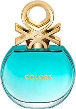 Parfüm, Parfüméria, kozmetikum Benetton Colors de Benetton Blue - Eau De Toilette (teszter kupakkal)