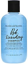 Parfüm, Parfüméria, kozmetikum Mélytisztító sampon - Bumble and Bumble Sunday Shampoo