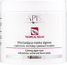 Parfüm, Parfüméria, kozmetikum Olajos maszk - APIS Professional Calming Algae Mask