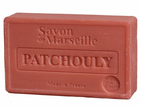 """Természetes szappan """"Pacsuli"""" - Le Chatelard 1802 Patchouli Soap"""
