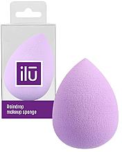 Parfüm, Parfüméria, kozmetikum Sminkszivacs, lila - Ilu Sponge Raindrop Purple