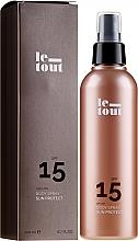 Parfüm, Parfüméria, kozmetikum Napvédő spray testre - Le Tout Sun Protect Body Spray SPF 15