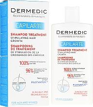 Parfüm, Parfüméria, kozmetikum Hajnövekedés erősítő és helyreállító sampon - Dermedic Capilarte Shampoo