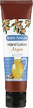 Parfüm, Parfüméria, kozmetikum Kézbalzsam-krém argán illattal - Belle Nature Hand Lotion Argan
