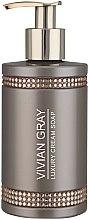 Parfüm, Parfüméria, kozmetikum Folyékony szappan - Vivian Gray Brown Crystals Luxury Cream Soap