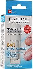 Parfüm, Parfüméria, kozmetikum Körömerősítő 8 az 1-ben - Eveline Cosmetics Nail Salon Clinical Care 8 in 1