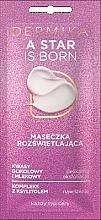 Parfüm, Parfüméria, kozmetikum Élénkítő arcmaszk - Dermika A Star is Born