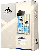 Parfüm, Parfüméria, kozmetikum Készlet - Adidas Climacool Men (deo/150ml +sh/gel/250ml)