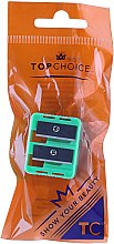 Parfüm, Parfüméria, kozmetikum Dupla ceruzahegyező, 2199, zöld - Top Choice