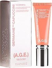 Parfüm, Parfüméria, kozmetikum Korrigáló és bőrvilágosító szemápoló krém - Germaine de Capuccini Timexpert C+(A.G.E.) Eye Contour Correction and Luninocitty Express