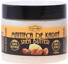 Parfüm, Parfüméria, kozmetikum Sheavaj arcra, hajra és testre - Arganour Shea Butter Face, Body & Hair