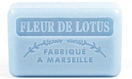 """Parfüm, Parfüméria, kozmetikum Marseille szappan """"Lótusz virág"""" - Foufour Savonnette Marseillaise Fleur De Lotus"""