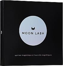 Parfüm, Parfüméria, kozmetikum Szett - Moon Lash Kit Magnetic 005 New Moon (eyelashes/1pcs + clip + eye/liner/5ml)