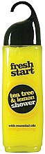 Parfüm, Parfüméria, kozmetikum Tusfürdő - Xpel Marketing Ltd Fresh Start Shower Gel Tea Tree & Lemon