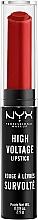 Parfüm, Parfüméria, kozmetikum Ajakrúzs - NYX Professional Makeup High Voltage Lipstick