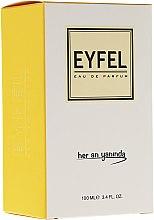 Parfüm, Parfüméria, kozmetikum Eyfel Perfume W-186 - Eau De Parfum