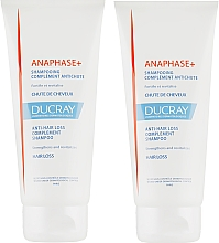 Parfüm, Parfüméria, kozmetikum Szett - Ducray Anaphase+ (sch/2x200ml)
