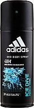 Adidas Ice Dive - Dezodor — fotó N1