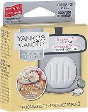 Parfüm, Parfüméria, kozmetikum Autóillatosító (utántöltő blokk) - Yankee Candle Charming Scents Refill Vanilla Cupcake