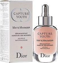 Parfüm, Parfüméria, kozmetikum Mattító szérum - Dior Capture Youth Matte Maximizer