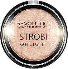 Parfüm, Parfüméria, kozmetikum Highlighter arcra - Makeup Revolution Strobe Highligters Radiant Lights