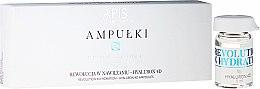 Parfüm, Parfüméria, kozmetikum Arcápoló koncentrátum - APIS Professional 4D Hyaluron Concentrate Ampule
