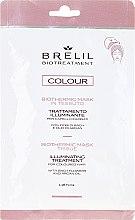 Parfüm, Parfüméria, kozmetikum Express maszk festett hajra - Brelil Bio Treatment Colour Biothermic Mask Tissue