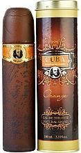 Parfüm, Parfüméria, kozmetikum Cuba Orange - Eau De Parfum
