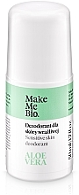 Parfüm, Parfüméria, kozmetikum Természetes dezodor aloe verával - Make Me Bio Deo Natural Roll-on