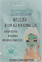 Parfüm, Parfüméria, kozmetikum Arcmaszk - Dermaglin Slow Age