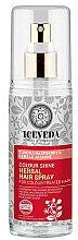 Parfüm, Parfüméria, kozmetikum Hajápoló spray - Natura Siberica Iceveda Tundra Raspberry&Kerala Jasmine Color Shine Herbal Hair Spray