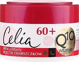 Parfüm, Parfüméria, kozmetikum Anti age arckrém - Celia Q10 Face Cream 60+