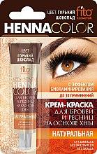 Parfüm, Parfüméria, kozmetikum Henna szemöldök és szempilla festék - Fito Kozmetikum Henna Color