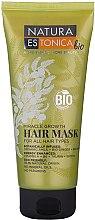 """Parfüm, Parfüméria, kozmetikum """"Miracle growth"""" maszk minden hajtípusra - Natura Estonica Miracle Growth Hair Mask"""